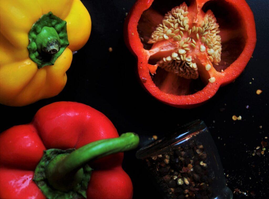 Grilované papriky jsou oblíbeným pokrmem například na Balkáně.
