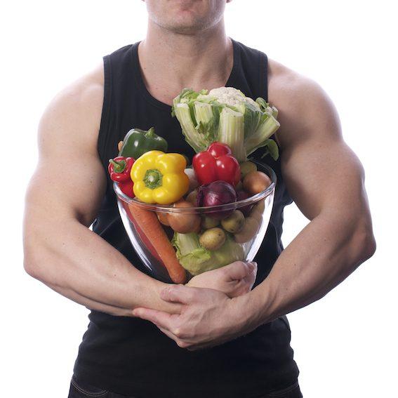 I sportovci se mohou stravovat plně či převážně raw.