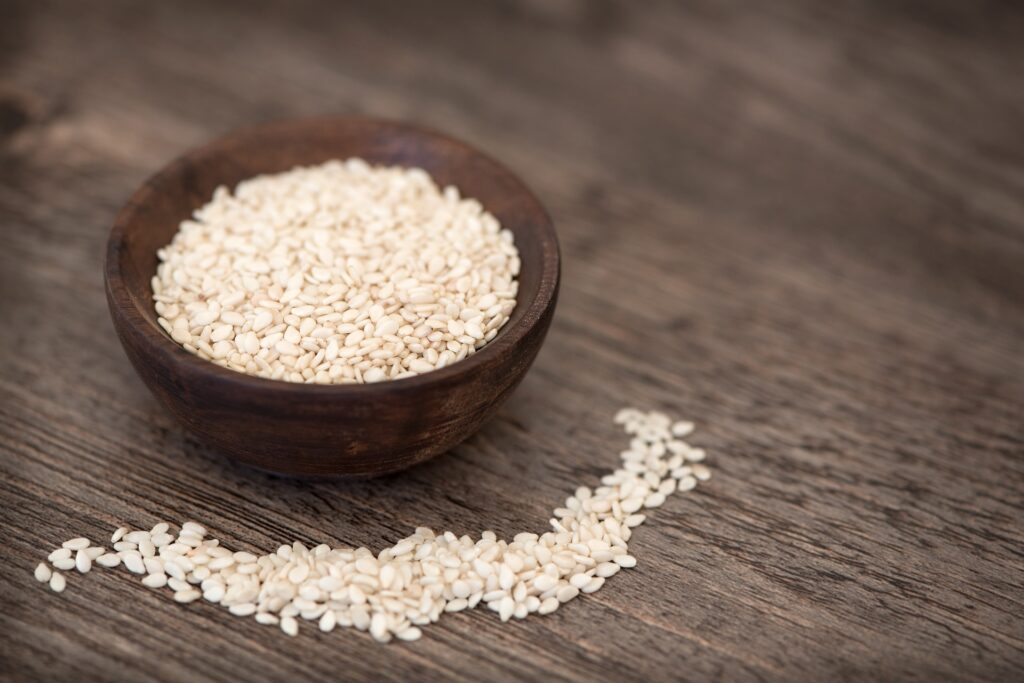 Sezam lze využít při přípravě mnoha pokrmů.