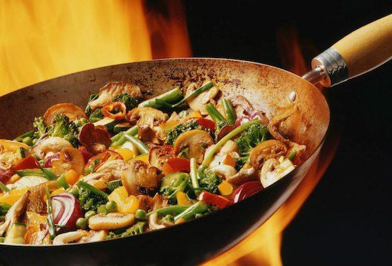 Houby jsou nedílnou součástí veganského jídelníčku.