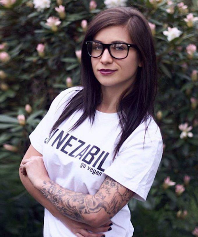 Kateřinu Matoušovou lze znát mimo jiné z prvního českého veganského penzionu, penzionu Novina.