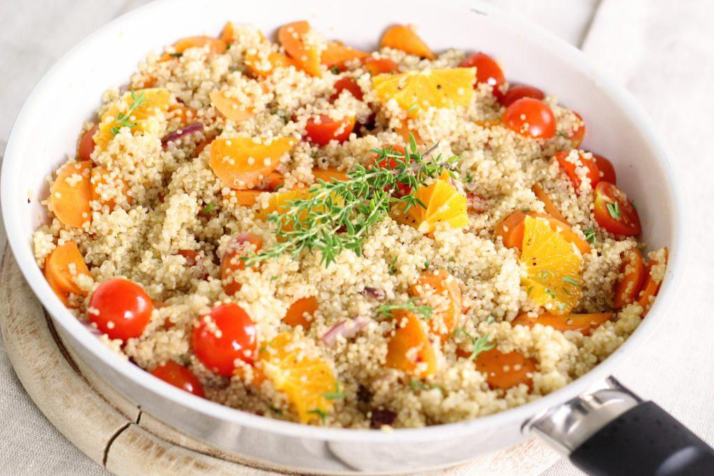 Velikost porcí není zas tak důležitá. Klíčové je přijímat ve vegan stravě všechny nezbytné živiny.